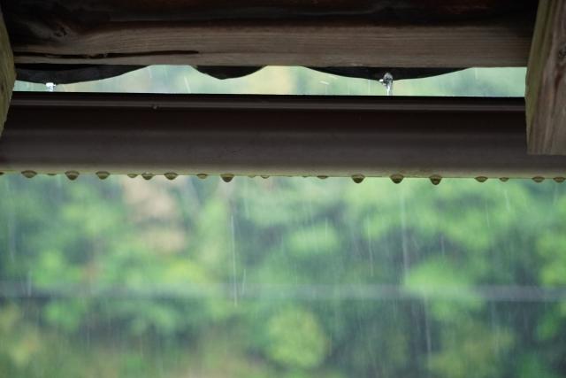 【外壁塗装】工事可能な条件は?梅雨に塗装を行う際の注意点